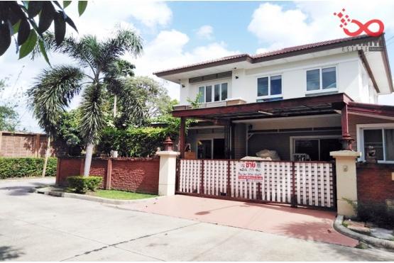 82003, บ้านเดี่ยว 2 ชั้น คาซ่า แกรนด์ ถนนรัตนาธิเบศร์ หลังริม ใกล้รถไฟฟ้า MRT