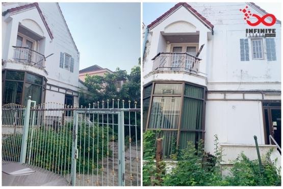 82078, บ้านเดี่ยว 2 ชั้น ฟอเรสปาร์ค มีนบุรี ซอยรามคำแหง196