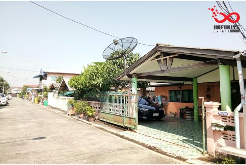 บ้านเดี่ยว หมู่บ้านแสนนคร ซอยพระยาสุเรนทร์ 8 ถนนรามอินทรา109