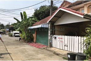 80973, ขายทาวน์เฮ้าส์ หมู่บ้านเมืองประชา 2ชั้น 16 ตารางวา ถนนหทัยราษฎร์