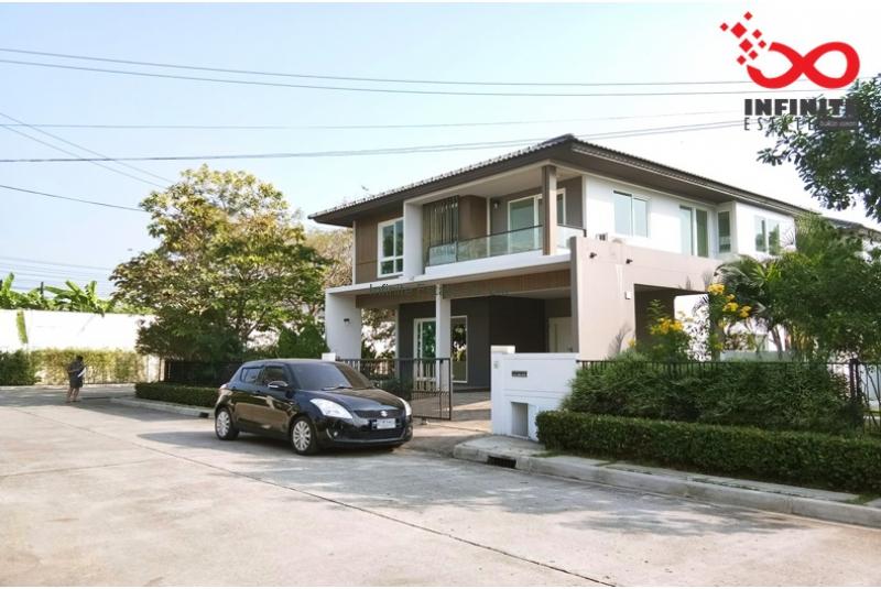 ขายบ้านเดี่ยว 2 ชั้น ชัยพฤกษ์ รามอินทรา วงแหวน 2 ถนนคู้บอน