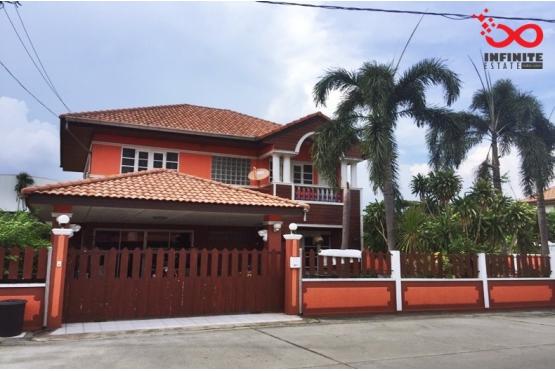 81740, บ้านเดี่ยว 2 ชั้น ม.ศุชญา 2 ซอยนิมิตใหม่ 6/2 มีนบุรี