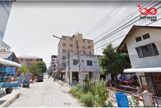 81836, อพาร์ทเม้นท์  6 ชั้น 52 ห้อง ถนนไทยธานี ใกล้โรงงาน Nidec