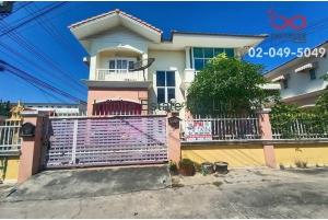 83358, ขายบ้านเดี่ยว 2 ชั้น หมู่บ้าน กิตตินคร บางบ่อ สมุทรปราการ