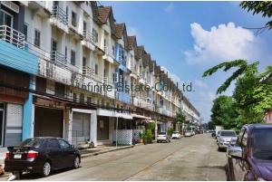 80889, ขายอาคารพาณิชย์ 3.5 ชั้น หมู่บ้านสถาพร รังสิต-คลอง3ถนน รังสิต-นครนายก
