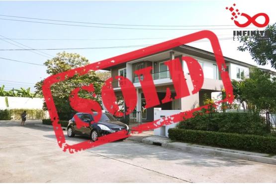 81442, ขายบ้านเดี่ยว 2 ชั้น ชัยพฤกษ์ รามอินทรา วงแหวน 2 ถนนคู้บอน